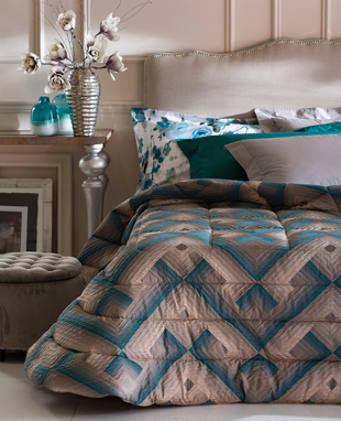 Comforter Tribeca double bed