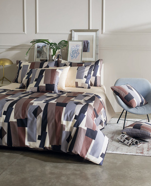 Duvet cover Barcelona queen