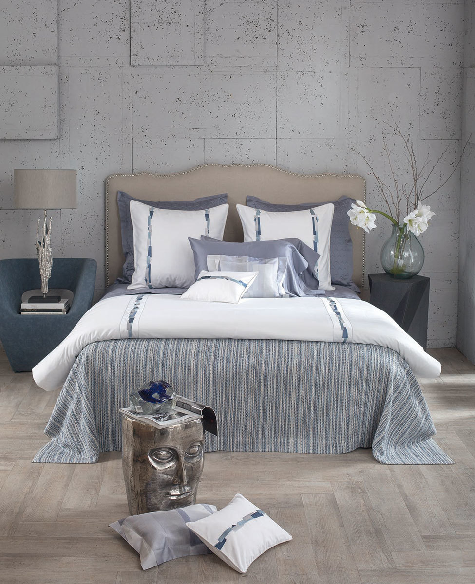 Duvet cover Barcelona Ricamato King