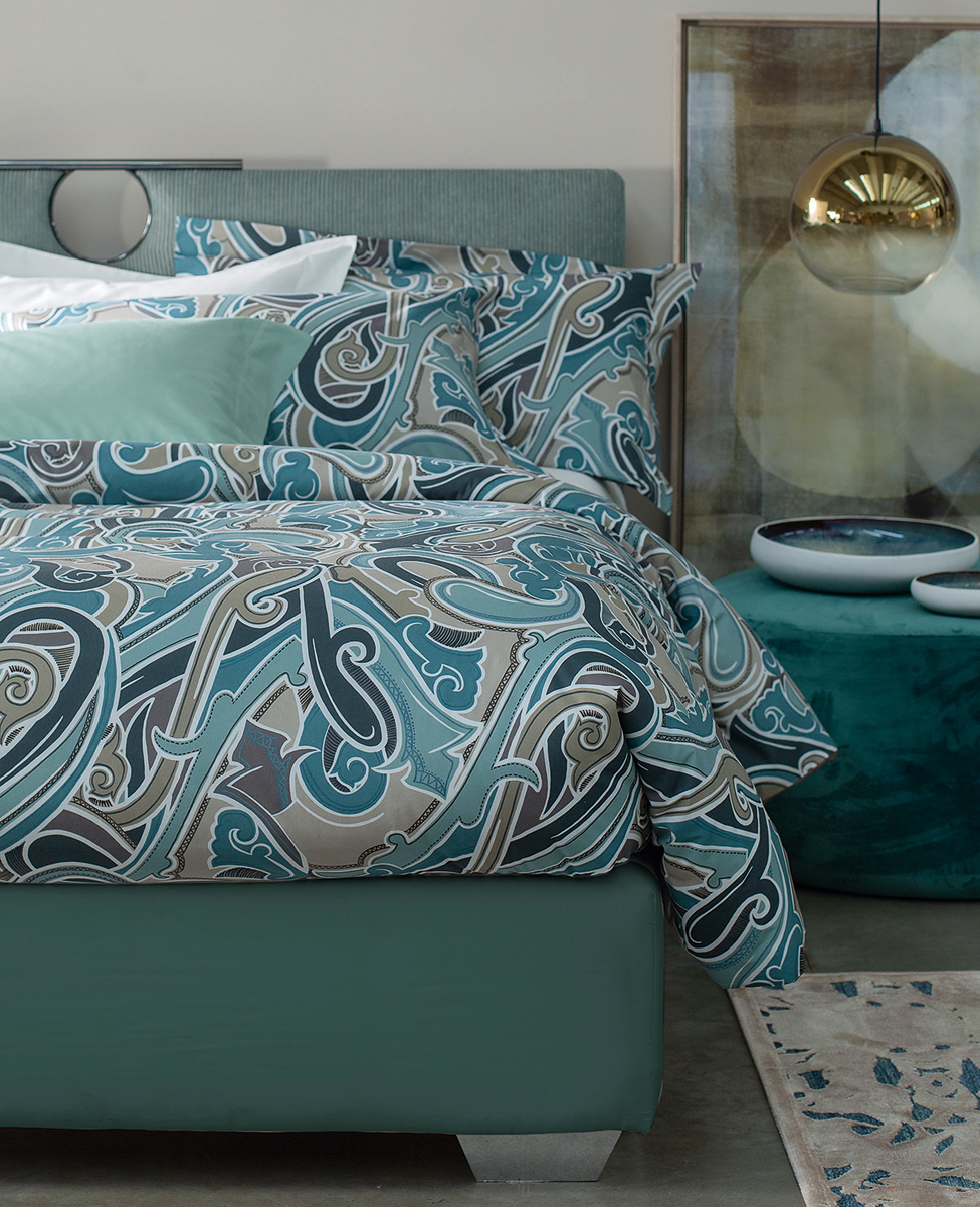 Duvet cover set Venice for double bed