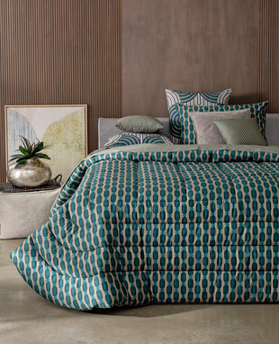 Comforter Ginevra for double bed