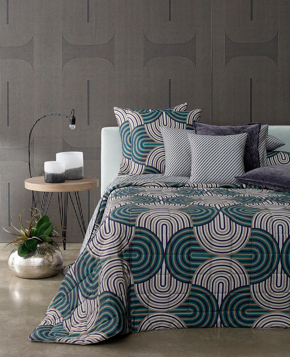 Bedspread Olimpia for double bed