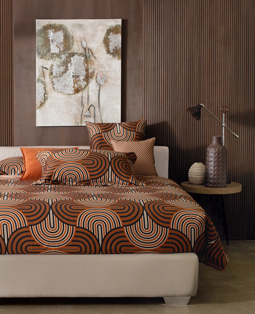Duvet cover set Olimpia for double bed