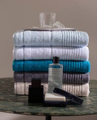 Towel set 2 pieces Meridien