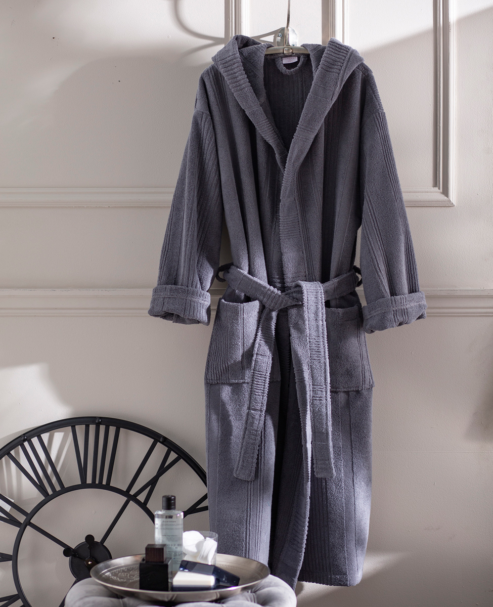 Short bathrobe Meridien Medium