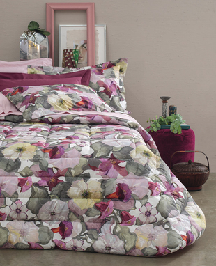 Comforter Bouganville for double bed