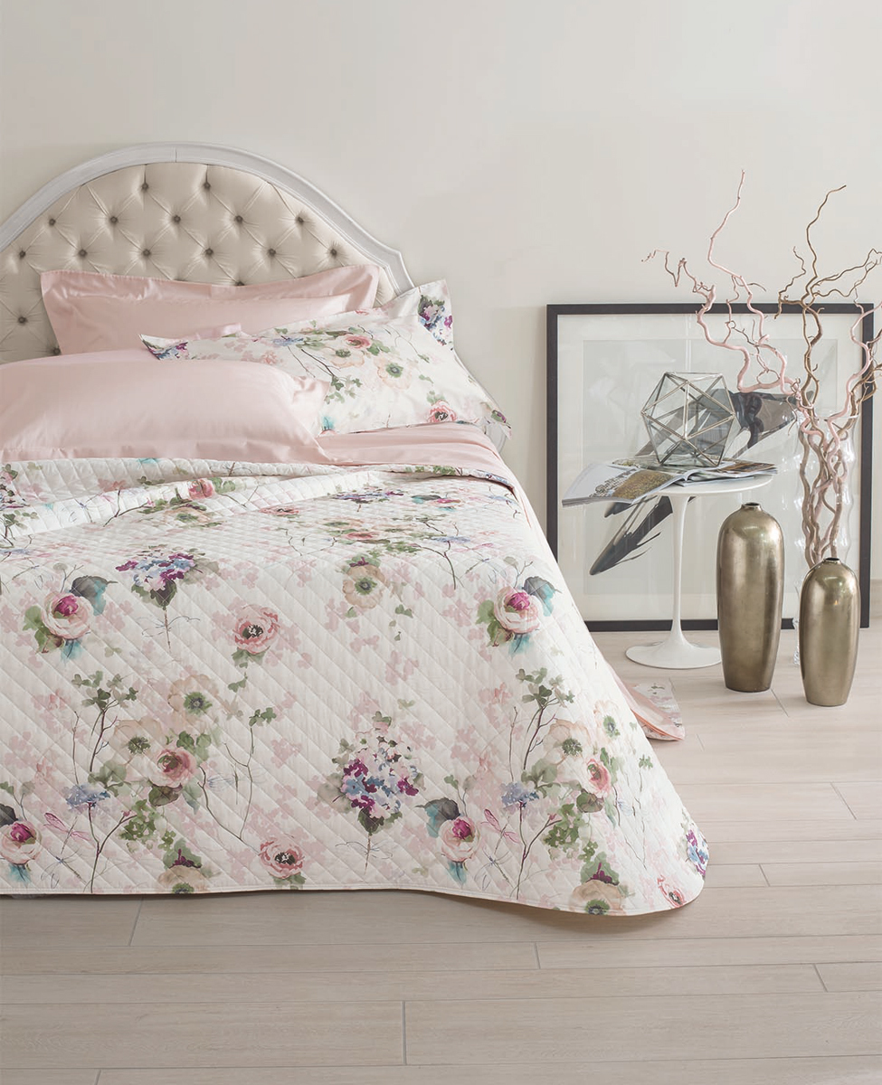 Bedspread Patchouli for double bed