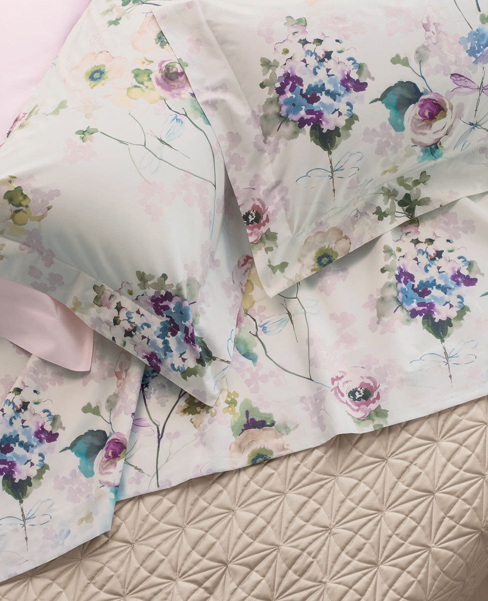 Sheet set Patchouli for double bed