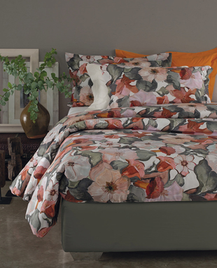 Duvet cover set Bouganville for double bed
