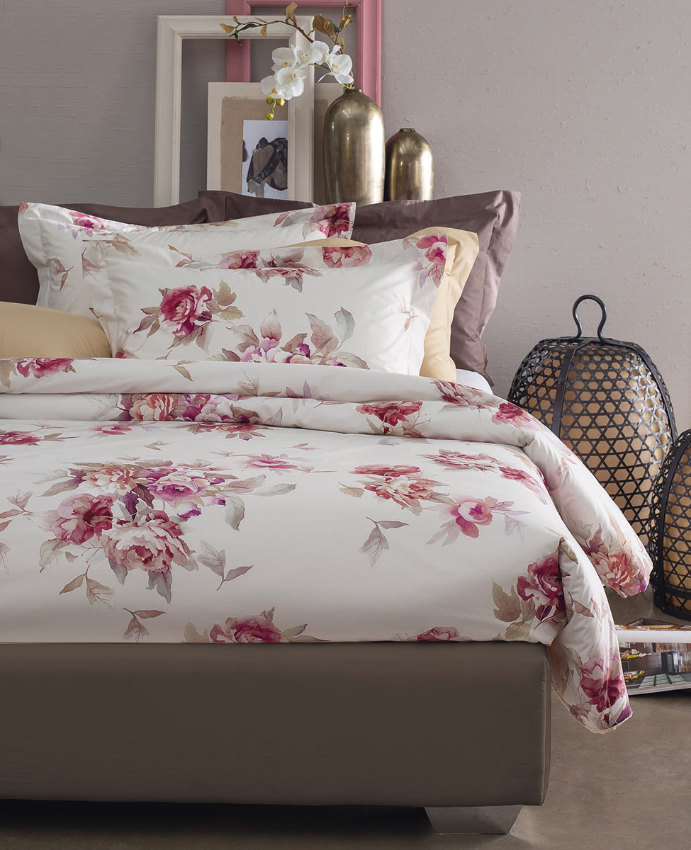 Duvet cover set Hillary double bed