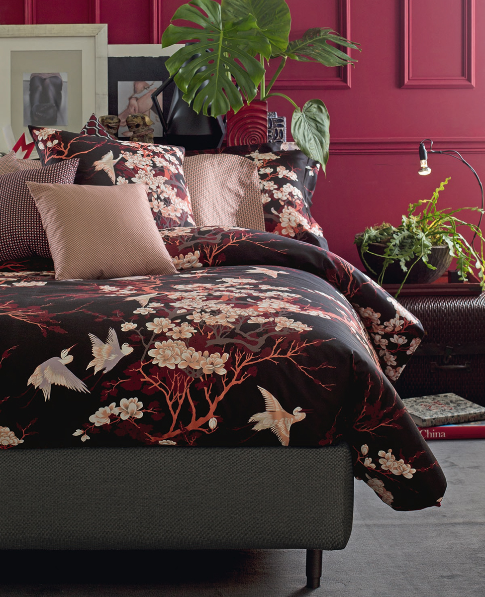 Duvet cover set Fuji double bed