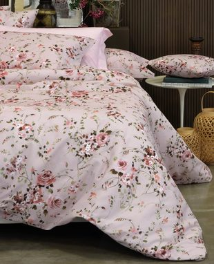 Duvet cover set 3 pcs Classic Rose