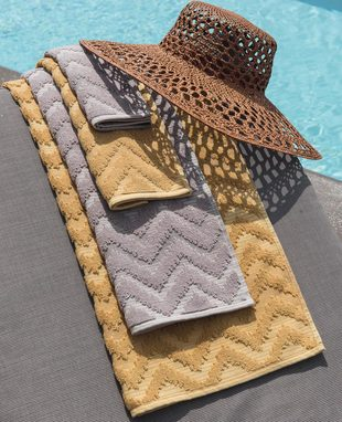 Towel set 2 pieces India