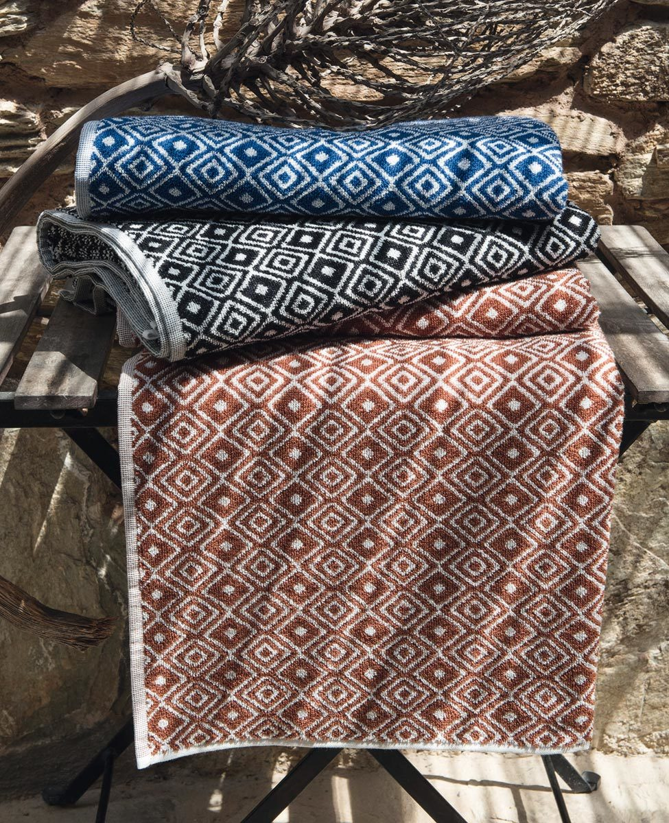 Bath towel Marrakesh
