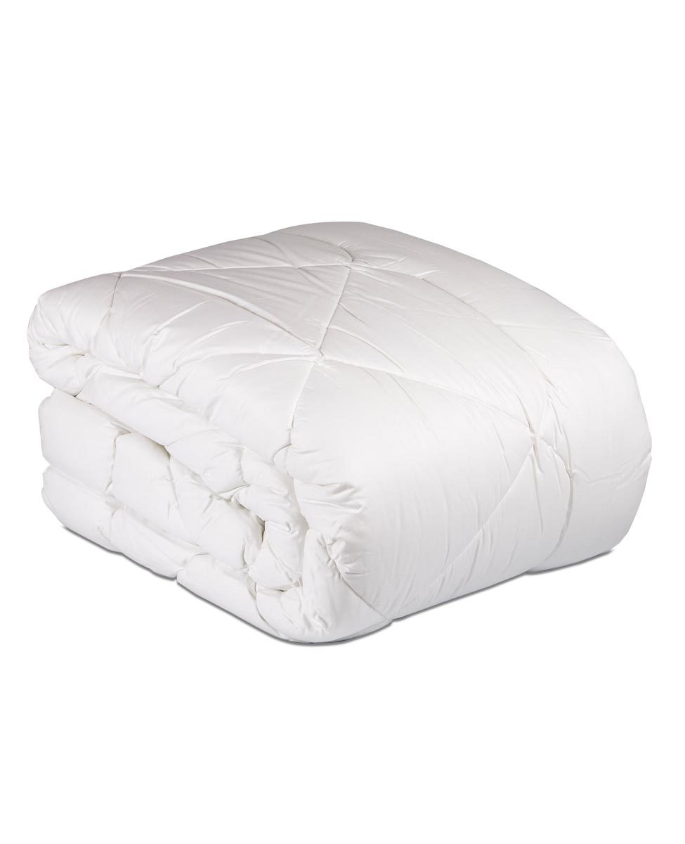 Duvet Ottopiù in synthetic fiber 350 gr for single bed