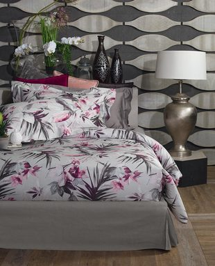 Duvet cover set Botanica