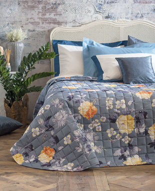 Bedspread Madrigal for double bed