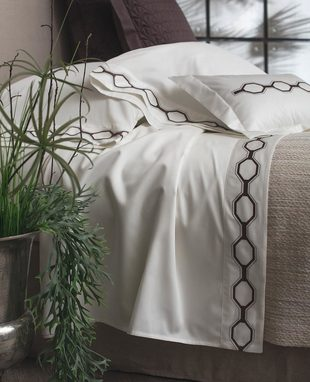 Sheet set Milano Ricamato for double bed