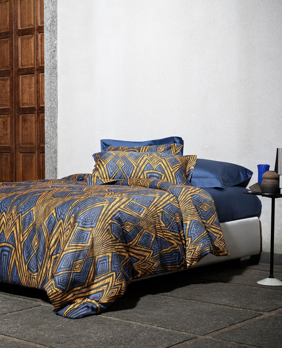 Duvet cover set Kenia for double bed