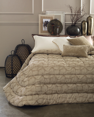 Comforter Leaf for double bed